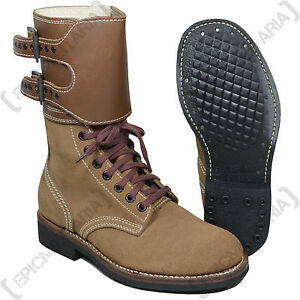 Brown Officers Shoes