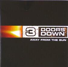 CD - 3 Doors Down - Away From The Sun - A728