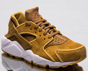newest collection 33c41 c781c Image is loading Nike-Air-Huarache-Run-Premium-Women-Lifestyle-Shoes-