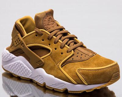 Nike Air Huarache Run Premium Women Casual Shoes Terra Blush Sneakers 683818 203 | eBay
