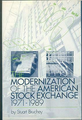 The Modernization of the American Stock Exchange  1971-1989