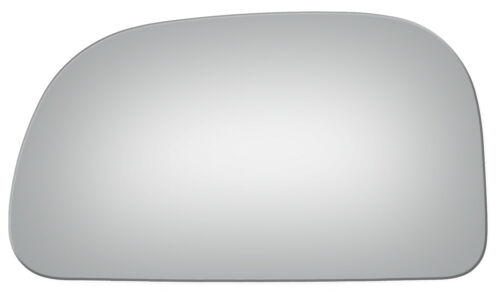 Burco 2875 Driver Side Replacement Mirror Glass for 1997-2002 Mitsubishi Mirage