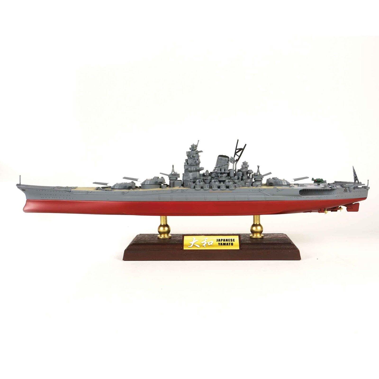 mejor moda Forces of valor valor valor 1 700 JAPANESE BATTLESHIP IJN Yamato FV-861004A de la segunda guerra mundial  buena calidad