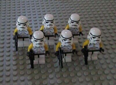 LEGO® 6x Star Wars Laserschwerter
