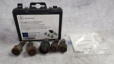 Brand new OEM Part Mercedes-Benz Genuine WHEEL LOCKS B66470155 Bolt Lug