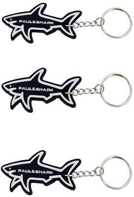 "Imparziale Paul & Shark Yachting Portachiavi Keychains 3x Rimorchio Squalo Squalo-ger Keychains 3x Anhänger Hai Haifisch"" Data-mtsrclang=""it-it"" Href=""#"" Onclick=""return False;""> Ultimo Stile"