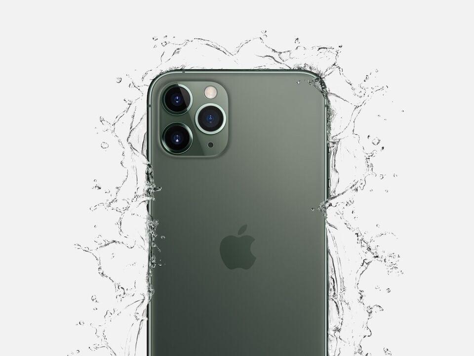 iPhone 11 Pro, 512 GB, grøn
