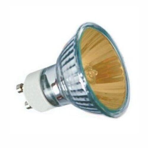 Amber Casell 50W 50mm PAR16 GU10 Halogen Spotlight