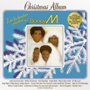 Boney-M-Christmas-Album-1981-VINILE-LP-NUOVO