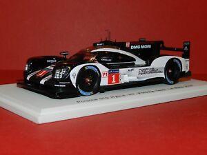 Spark-Models-1-43-Porsche-919-Hybrid-Le-Mans-2016-Webber-Bernhard-Hartley-MiB