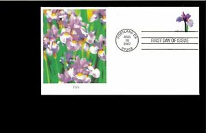 2007-FDC-Flowers-Portland-OR