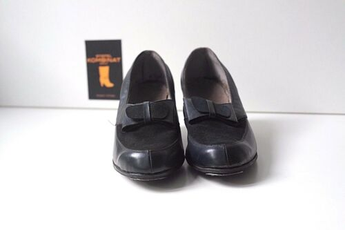 anni Vintage Shoes donna Pompe 5 Nos '50 anni Uk Mocassini '50 da True Rockabilly 4 antiche wgYUqP5Y