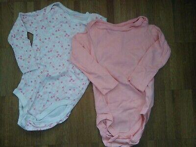 lupilu/® 2X Baby Langarmbodys
