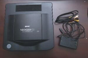 SNK-NEO-GEO-CD-console-working-Japan-import-system-US-seller