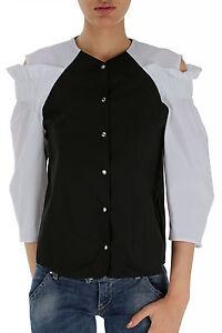 buy popular ee511 73b63 Dettagli su JC de Castelbajac Camicia bicolore, Bicolor shirt
