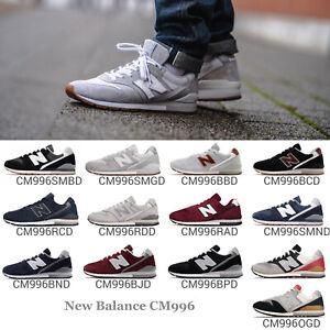 Détails sur New Balance CM996 D 996 Men Unisex Running Shoes Sneakers NB Pick 1