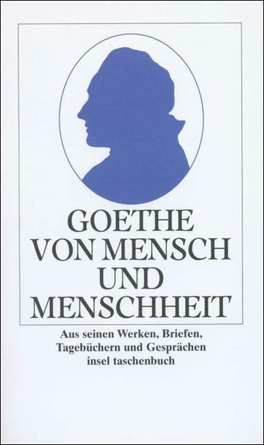 Von Mensch und Menschheit: Aus seinen Werken, Briefen, Tagebüchern und G ... /4