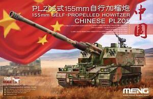 Meng-TS-022-Model-1-35-PZL05-155mm-Self-Propelled-Howitzer-Hot