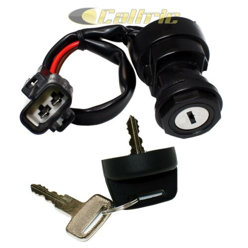 Ignition Key Switch For Yamaha Big Bear 400 YFM400 YFM 400 2X4 2002-2004
