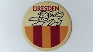 Dresden Bierdeckel Bier Untersetzer