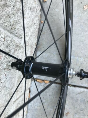 Details about  /Shimano Dura-Ace 9000 c 35 tubular front wheel