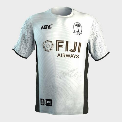 ISC homme Fidji 7 S 2018//19 joueurs de la formation T-shirt Tee Top