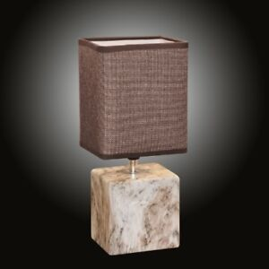 Log-Marble-Look-Table-Desk-Lamp-Brown-Bedside-Table-Lamp-Night-Table-Light