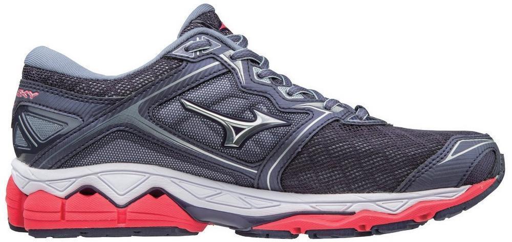 Mizuno 410943 9L73 Wave Sky Grey Stone Women's Running shoes
