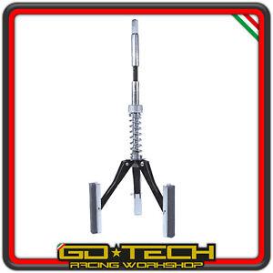 ATTREZZO LAPPATORE 3 GAMBE SMERIGLIA LUCIDA CILINDRI 32-90 mm MOTO SCOOTER ATV