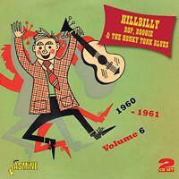 Hillbilly Bop Boogie - Hillbilly Bop Boogie 6/ Various [new Cd] on Sale