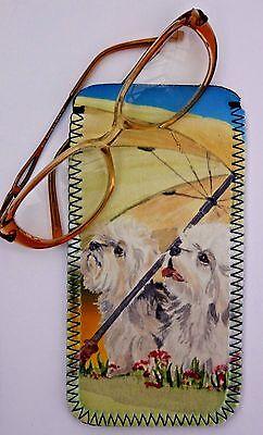 IRISH TERRIER DOG NEW FUN DESIGN APRON KITCHEN SANDRA COEN ARTIST PRINT