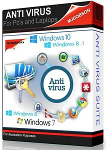 Details about HP VIRUS REMOVAL Window Anti Virus,Malware,Spyware,Antivirus  Software Download
