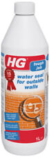 HG Water Seal For Outside Walls 1 Litre - Makes Outside Walls Water Tight