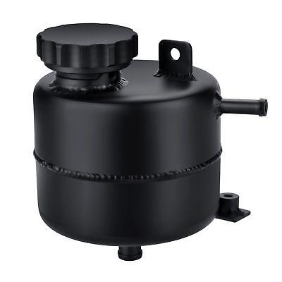 Airtec R50 R52 R53 MINI Cooper Alloy Coolant Expansion Tank STANDARD CAP BLACK