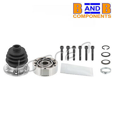 DRIVESHAFT BOOTKIT BOOT KIT GAITER STRETCH 2X VW CADDY CV JOINT BOOT KIT