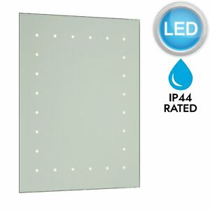 Battery-Operated-LED-Illuminated-Bathroom-600mm-Mirror-IP44-No-Wiring-Required