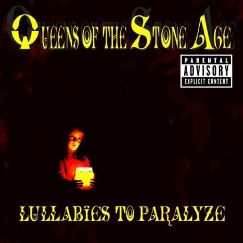 1 of 1 - Queens Of The Stone Age - Lullabies to Paralyze (Parental Advisory, 2005)