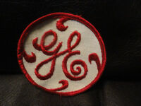 Ge Patch - Vintage - - Original - General Electric