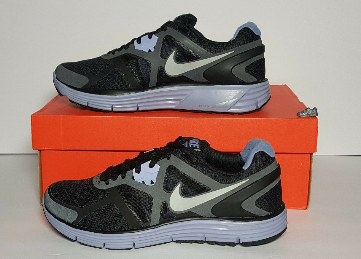 NIKE LUNARGLIDE+ 3 REFLECTIVE WOMEN'S SIZE 8  NEW BOX 512931 005