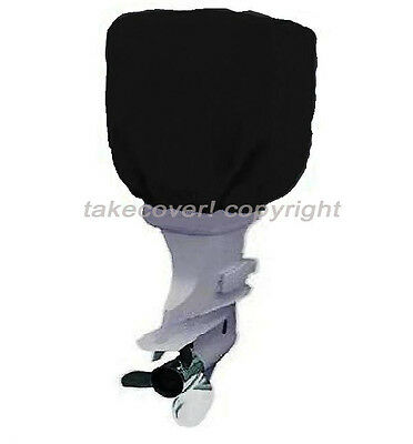 50-115 HP Boat Outboard Motor Engine Cover Blue Universal Trailerable N15
