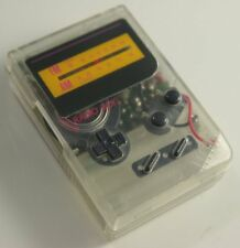 Vintage 1992 Mani / Nintendo Radio Boy Clear