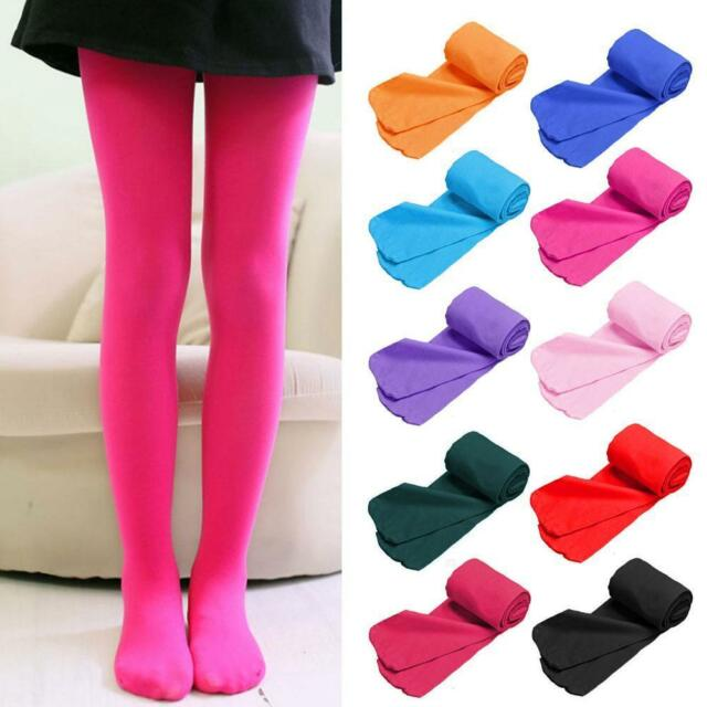 GIRLS KIDS TIGHT PANTYHOSE HOSIERY STOCKINGS OPAQUE BALLET TIGHTS DANCE D,Prof