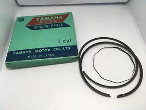 NOS-Genuine-Yamaha-DT400-Standard-Piston-Rings-500-11610-00