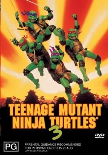 1 of 1 - Teenage Mutant Ninja Turtles 03 (DVD, 2002)**R4**Excellent Condition*