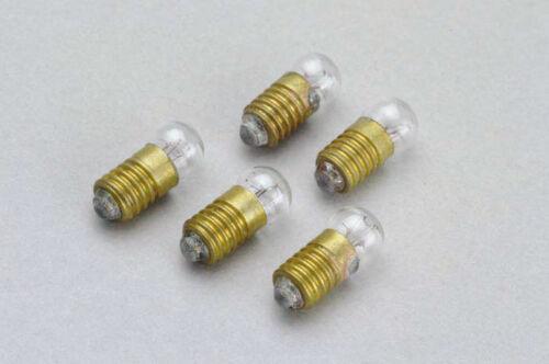 Piko 56012 lámpara con schraubsockel 16v 5x pista h0