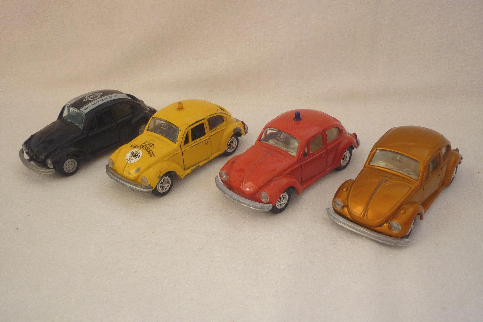 Gama Mini Model-Bundle - 4 x 1302 VW-no 898  - 1 43 - (4.div-16)  peu coûteux