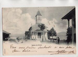 Switzerland - Eglise De Grans (J1933)