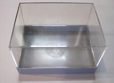 Dose 120x90x68 mm für Mineralien / Einzelvitrine Acryl Box Sammelkasten Showcase