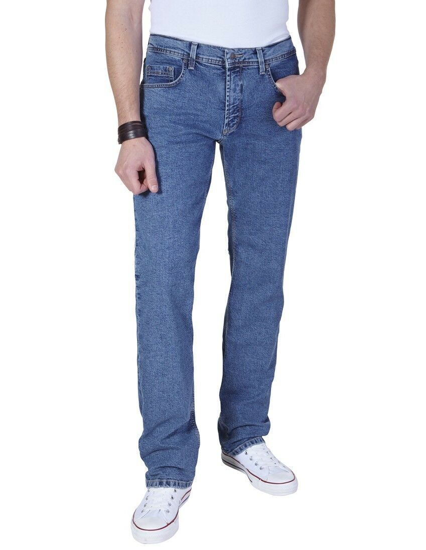 PIONEER-uomo 5 Tasche Jeans Stone, regular fit, fit, fit, Rando (1680 933 05) a1aa26