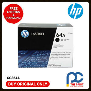 New-amp-Original-HP-CC364A-BLACK-Toner-for-P4015X-P4015n-P4515n-P4515x-10K-pages